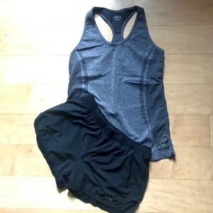 Running/fitness outfit